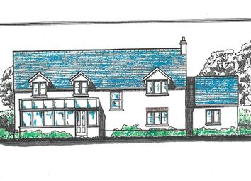 Thumbnail 5 bed detached house for sale in Ambleston, Haverfordwest