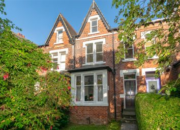 Thumbnail 5 bed terraced house for sale in Shaftesbury Avenue, Leeds, West Yorkshire