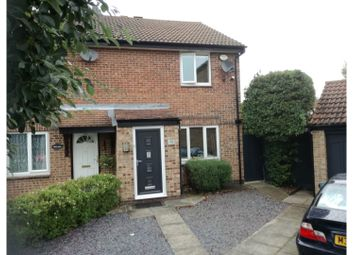 Thumbnail 3 bed semi-detached house for sale in Mickleborough Way, West Bridgford