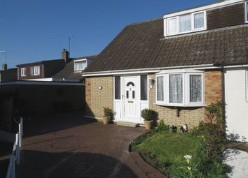 Thumbnail 3 bedroom semi-detached house for sale in Courteenhall Close, Kingsthorpe, Northampton