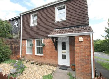 Thumbnail 3 bedroom end terrace house for sale in Bourne Close, Deer Park, Plymouth