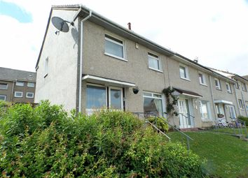 Thumbnail 3 bed end terrace house for sale in Crawford Drive, East Kilbride, Glasgow