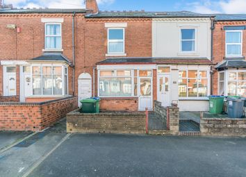 Thumbnail 3 bed terraced house for sale in Clifford Road, Bearwood, Smethwick