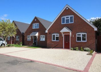 Thumbnail 3 bed bungalow for sale in Kingsfield Road, Barwell, Leicester