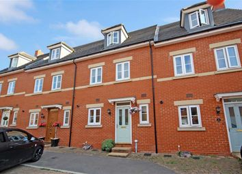Thumbnail 3 bed terraced house for sale in Dior Drive, Royal Wootton Bassett, Wiltshire