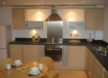 2 bed flat to rent in Gilbert House, Salford Quays, Salford M5