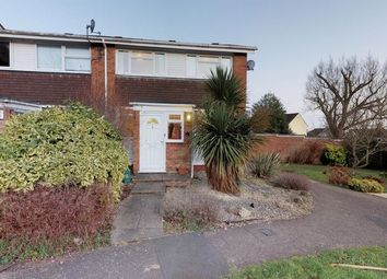 Thumbnail 3 bed end terrace house to rent in The Poplars, Hemel Hempstead