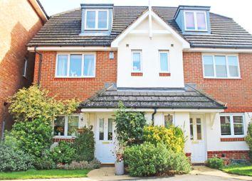 Thumbnail 4 bed semi-detached house for sale in Byfleet, West Byfleet, Surrey