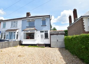Thumbnail 3 bed semi-detached house to rent in Gladys Avenue, Cowplain, Waterlooville, Hampshire