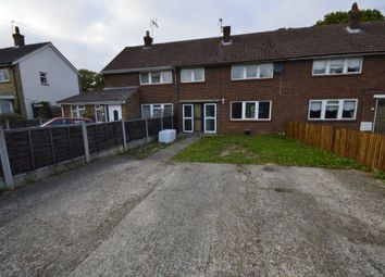 Thumbnail 3 bed terraced house for sale in Cheshire Road, Maidstone