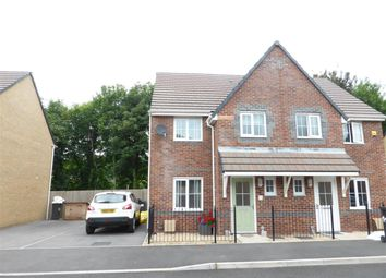 Thumbnail 3 bed semi-detached house for sale in 117 Cae Morfa, Skewen, Neath