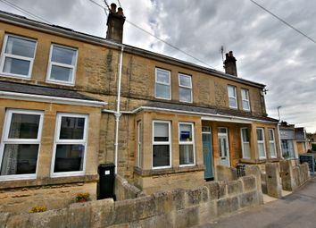 Thumbnail 2 bed terraced house to rent in Combe Road, Combe Down, Bath