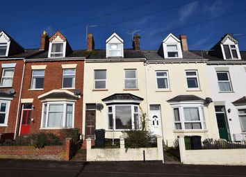 Thumbnail 3 bed terraced house to rent in South Lawn Terrace, Heavitree, Exeter