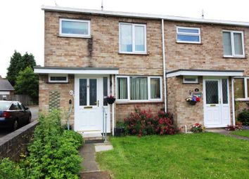 Thumbnail 3 bed end terrace house for sale in Corwen Road, Tilehurst, Reading