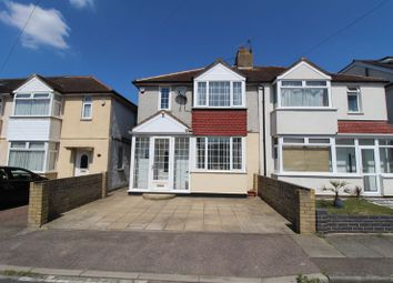 Thumbnail 3 bed semi-detached house for sale in Brentlands Drive, Dartford