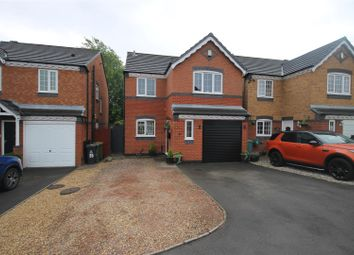 Thumbnail 3 bed detached house for sale in Ludlow Lane, Walsall