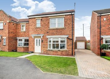 Thumbnail 3 bed detached house to rent in Meadow Vale, Shiremoor, Newcastle Upon Tyne