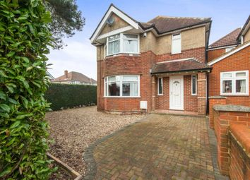 Thumbnail 4 bedroom detached house for sale in Luccombe Place, Shirley, Southampton