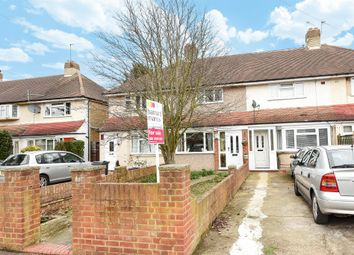 Thumbnail 2 bed terraced house for sale in Swan Close, Hanworth, Feltham
