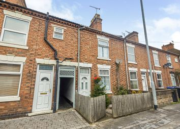 Thumbnail 3 bed terraced house for sale in Branston Road, Branston, Burton-On-Trent