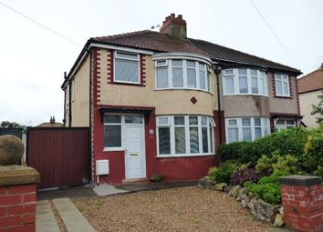 3 bed semi-detached house to rent in Lauderdale Avenue, Thornton-Cleveleys FY5