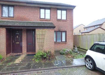 1 bed maisonette for sale in Dickens Dell, Totton, Southampton SO40