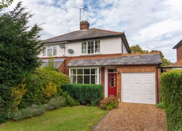 Thumbnail 2 bed semi-detached house for sale in London Road, Aston Clinton, Aylesbury