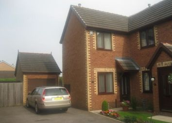Thumbnail 2 bed semi-detached house to rent in Far Field Close, Edenthorpe, Doncaster