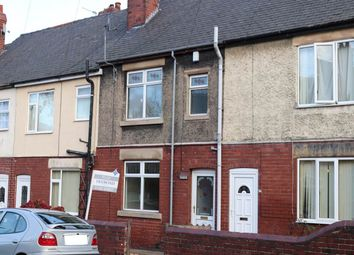 Thumbnail 2 bed terraced house to rent in Broadway, South Elmsall, Pontefract