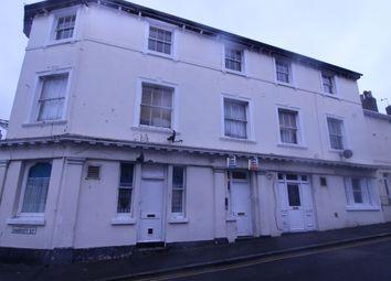 Thumbnail 2 bed flat to rent in Harvey Street, Folkestone