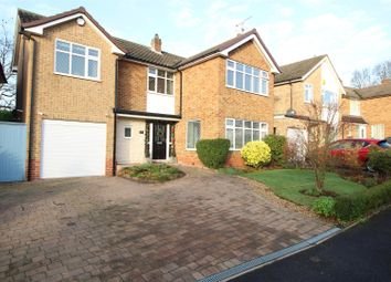 Thumbnail 4 bed detached house for sale in Westerlands, Stapleford, Nottingham