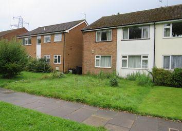 Thumbnail 2 bed maisonette for sale in Tessall Lane, Rednal, Birmingham
