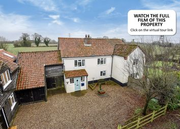 Thumbnail 5 bedroom detached house for sale in Mattishall Road, Garvestone, Norwich