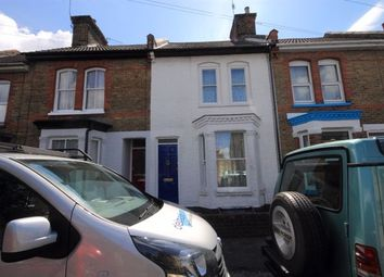Thumbnail 2 bed terraced house to rent in Belmont Road, Faversham
