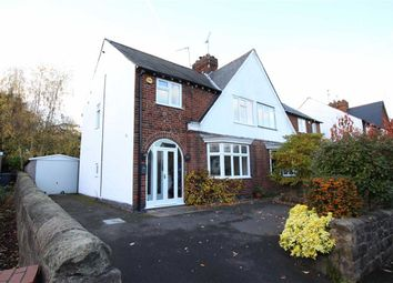 Thumbnail 3 bedroom semi-detached house for sale in Bank View Road, Darley Abbey, Derby