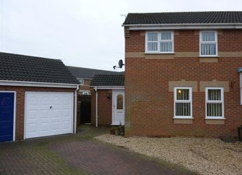 Thumbnail 3 bed semi-detached house to rent in Montgomery Way, King's Lynn