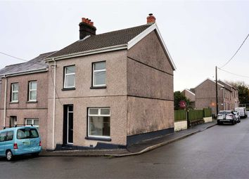 Thumbnail 3 bed semi-detached house for sale in Park Place, Tumble, Llanelli