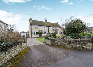 Thumbnail 4 bed semi-detached house for sale in Maidencroft Cottages, Kempsford, Fairford
