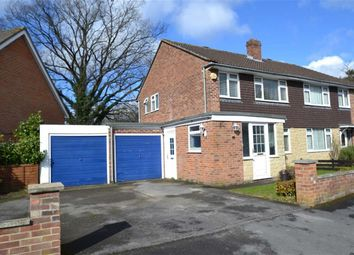 Thumbnail 3 bed semi-detached house for sale in Norlands, Thatcham, Berkshire