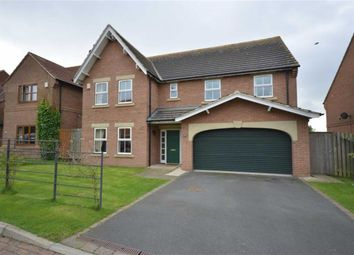 Thumbnail 4 bed detached house for sale in Orchard End, Hemingbrough, Selby
