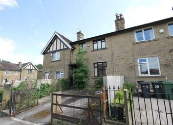 Thumbnail 2 bed terraced house for sale in Hall Cross Grove, Huddersfield