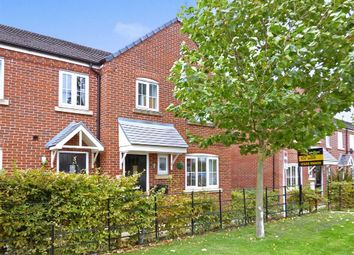 Thumbnail 3 bed end terrace house for sale in Lakeside Boulevard, Cannock, Staffordshire