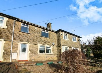 Thumbnail 3 bed terraced house for sale in Beechwood Road, Halifax