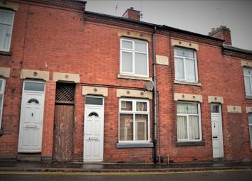 Thumbnail 2 bed terraced house for sale in Stamford Street, Glenfield, Leicester