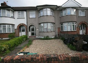 Thumbnail 4 bedroom terraced house to rent in Whitton Avenue West, Northolt
