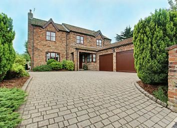 Thumbnail 4 bedroom detached house for sale in Main Street, North Dalton, Driffield