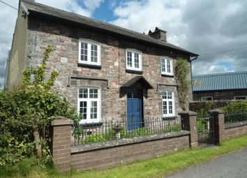 Thumbnail 4 bed detached house for sale in Gwynfe, Llangadog