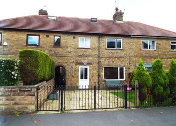 Thumbnail 4 bed terraced house for sale in School Street, Greetland, Halifax, West Yorkshire