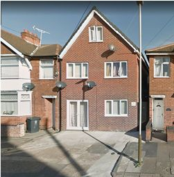 Thumbnail 1 bed terraced house to rent in Frisby Road, Leicester