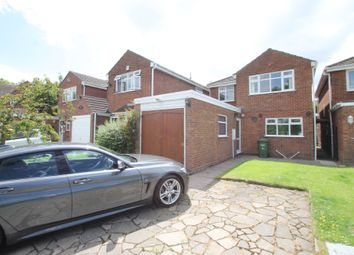 Thumbnail 4 bed detached house to rent in Crestwood, Amington, Tamworth
